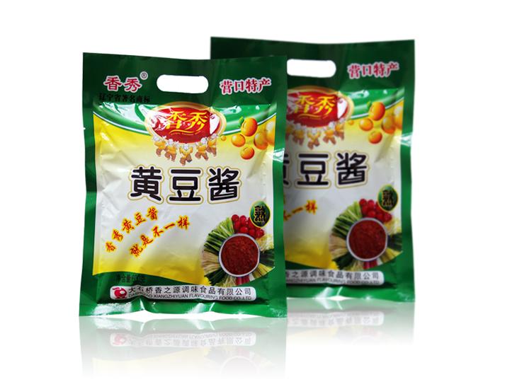 香秀黄豆酱 600g