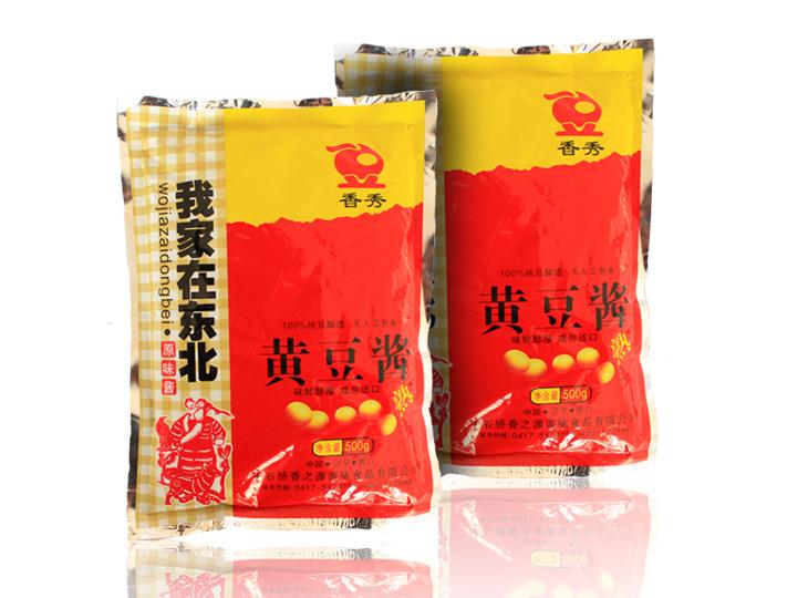香秀黄豆酱   500g